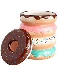 donut cookie jar - 1