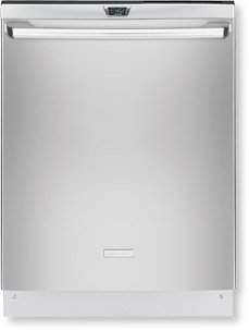 Electrolux EIDW6305GS IQ-Touch 24'' Stainless Steel Semi-Integrated Dishwasher - Energy Star by Frigidaire