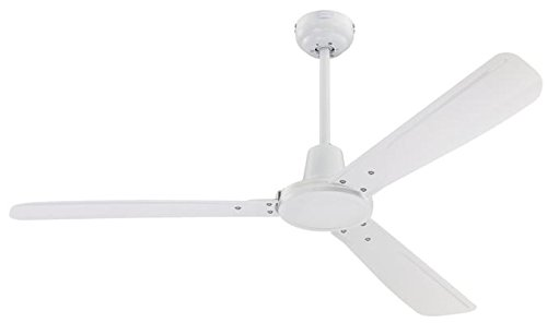 Three-Blade Indoor Ceiling Fan with ABS Blades, 52