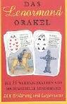Mademoiselle Lenormands Wahrsagekarten: Traditionelle Symbolik aus moderner Sicht