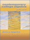 Contempory College Algebra, Brace Harber Publishers Staff, 0030256216