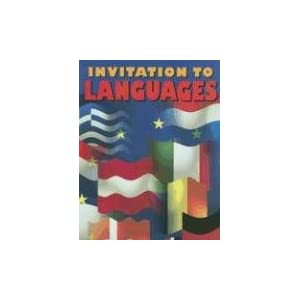 Invitation to Languages Student Edition (softcover)