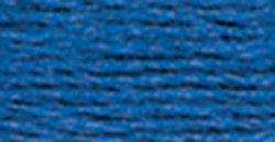 DMC Pearl Cotton Ball Size 8 87yd, Royal Blue