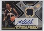 Marquis Daniels (Basketball Card) 2006-07 SPx - Flashback Fabrics - Autograph [Autographed] #FF-MD