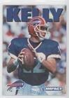 Jim Kelly (Football Card) 1992 Skybox Impact - Super Bowl XXVI Commemoratives #JIKE