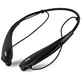 LG Electronics Tone Ultra HBS-810 Bluetooth Wireless Stereo Headset - Retail Packaging - - Hbs Lg 730