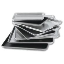 Lincoln Wear - Ever Natural Sheet Pan Full Size 17 3/4 inch x 25 3/4 inch x 1 inch Gauge 18 -- 12 per case.