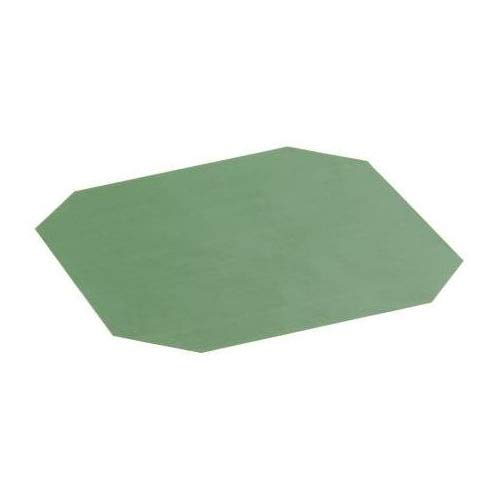 "Merrychef 32Z4096 11.2' Solid Cook Plate Liner for eikonâ""¢ e2s Series Ovens - Solid, Green Merrychef."