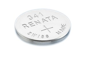 All Renata Coin Cell Model Batteries (341)