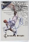 Lorenzen Wright #154/750 (Basketball Card) 1997-98 The Genuine Article - Hometown Heroes Autographs #HH12