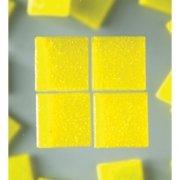 MosaixPro Glass Tiles 20 x 20 x 4 mm 200 g ~ 63 pcs. Yellow EFCO 2291507