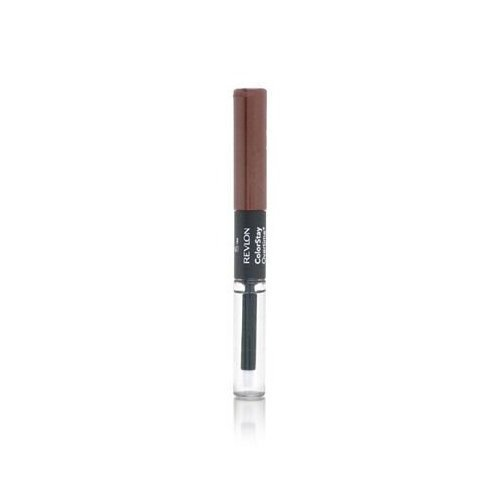 Revlon Colorstay Overtime Lipcolor True Chocolate (2-Pack) by Revlon