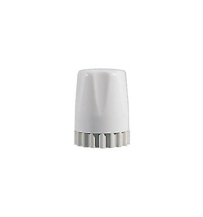 Honeywell ecc - Grifería gas de radiador - Cabezal manual ajustable para válvula termostático - :