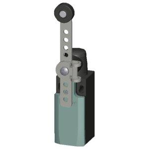 Siemens Sirius –  Commutateur position boitier mé tallique/A 1 NA/1NC Levier Rouleau 19 mm 3SE5212-0CK60