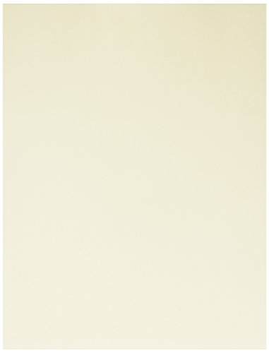 Springhill, Digital Card Ivory, 90lb, Letter, 8.5 x 11, 250 Sheets / 1 Ream, (056100R) Made In The USA