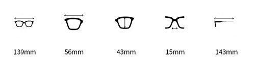 Hombres Sol Sol de 3 de Gafas de de YANJING Gafas de Moda Color Gafas 5 de Espejo Controlador polarizadas CUIYAN nuevos Conducción Moda Sol zvq46E4nx