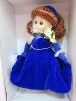 8 Doll Vogue Ginny (Ginny Doll SHE WORE BLUE VELVET 8