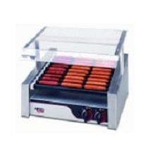 APW Wyott Flat HotRod Roller Grill w/ Tru-Turn Surface Rollers, HRS-20