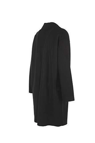Ti2419 2017 Cappotto Donna Nero S Autunno Inverno Vicolo 18 nUI7Hqwn