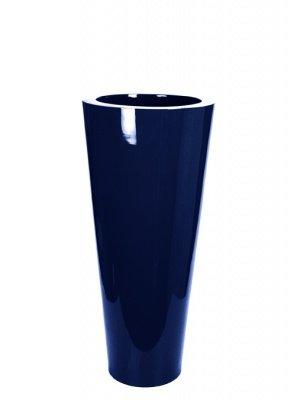 Le Present J19590.050 M Greige Fiber Pot Cone44; 35.4 x 15.7 in. by Le Present