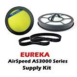 Eureka AirSpeed Exact / Direct Rewind Bagless Upright Supply Kit