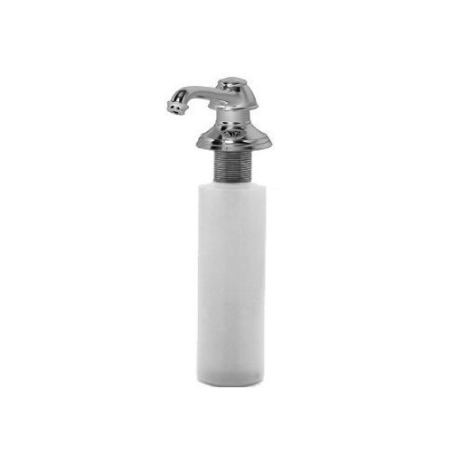 Newport Brass 2470-5721 Jacobean Deck Mounted Soap and Lotion Dispenser, Satin Nickel by Newport Brass