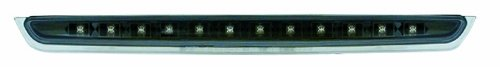 IPCW LED3-311CB Bermuda Black LED Third Brake Light - 1 Piece