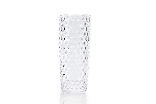 (Slymeay Flower Vase Glass Thickness Design for Home Decor,Wedding vase or Gift - 8