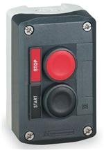 Push Button Control Station, 1NO/1NC, 22mm