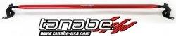 Tanabe Rear Strut (Tanabe TTB002R Sustec Strut Tower Bar for Acura Integra, Rear)