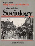Sociology : Study Guide and Workbook, Barr, Faye, 0138206228