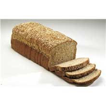 Flowers Foods European Bakers Sliced High Crown Wheatberry Sandwich Bread, 38 Ounce -- 8 per case. by Flowers Foods