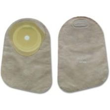 "Hollister Premier Closed Pouch with Filter, Pre-Sized Soft Flex Skin Barrier, Beige, Length 9"", Stoma 1 3/16"", 30/Bx, HOL82330"
