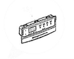 Frigidaire 297366307 Freezer Electronic Control Board Genuine Original Equipment Manufacturer (OEM) part for Frigidaire