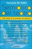 img - for SEMIOTICA DEL TEATRO book / textbook / text book