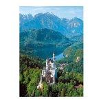 Educa 1000 piece Neuschwanstein Castle Germany Miniature Puzzle