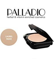 2 Pack Palladio Beauty Herbal Dual Wet & Dry Foundation 400 Laurel ()
