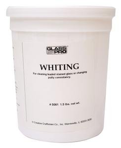 Whiting Powder by Delphi Glass
