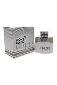 Mont Blanc Legend Spirit Edt Spray For Men