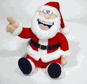 2 'Pull My Finger Farting Santa' – Holiday Gag Gift