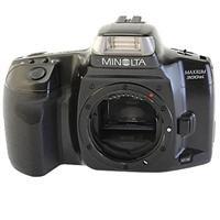 Konica Minolta Maxxum 300si Film Camera