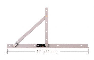 10'' 3-Bar Awning Window Hinge - Package