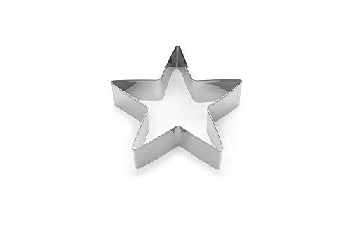 Fox Run 3298 Star Cookie Cutter, 3.5-Inch, Stainless Steel