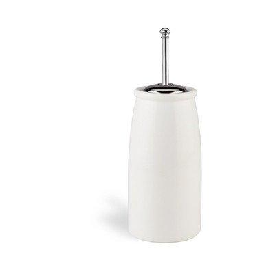 Idra Free-Standing Toilet Brush and Holder