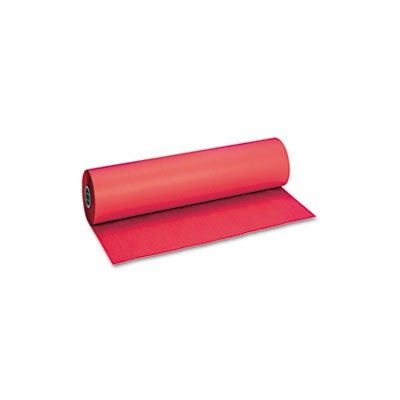PAC101203 - ART PAPER HOLIDAY RED 36X1000 by Pacon