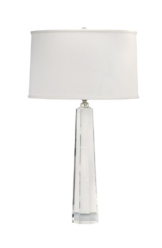 Lighting Accents729 Clear Crystal Prism Lamp, Clear Crystal (Clear Three Light Candlestick)