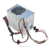 RY51R Compatible Dell PE 305W Power Supply