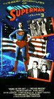 TV's Best Adventures of Superman 3/2 episodes & 1 cartoon [VHS]