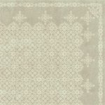(Antique Rosette Accent Corner Stencil - Stencil only - 7.5 mil standard)