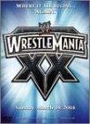 プロレス / WWE レッスルマニア20 DVD